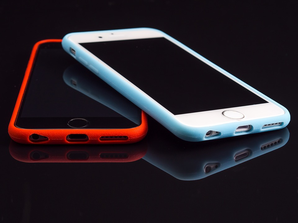 iPhone mobil