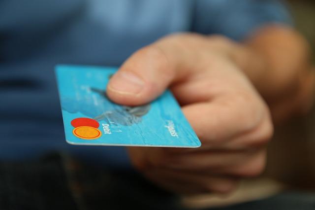 karta k zaplacení