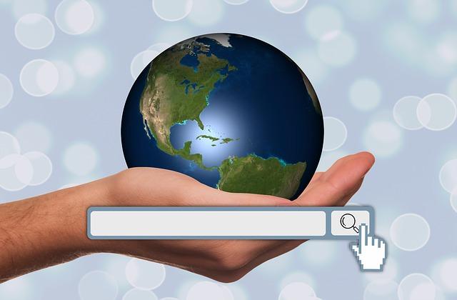 glóbus optimalizace pro vyhledávače