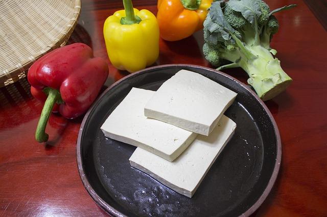 plátky tofu