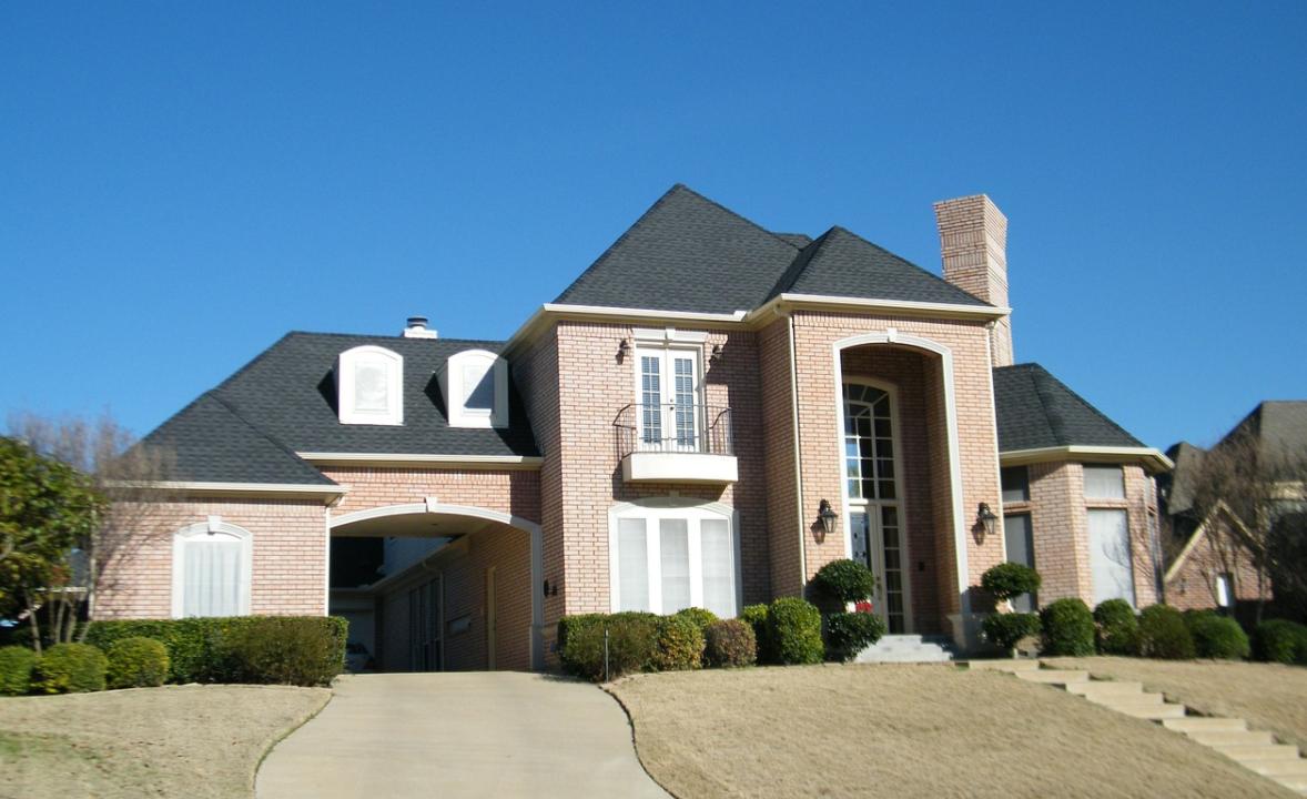 nový dům